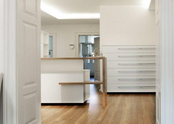 BOKA Architektur Innenarchitektur Zahnarztpraxis Heidenau