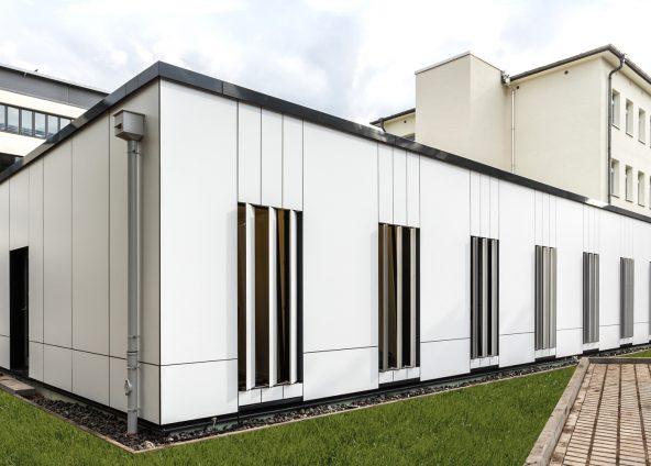 BOKA Architektur modulare Radiologie
