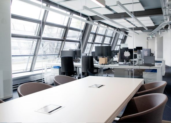 BOKA Architektur Innenarchitektur Headquarter medneo