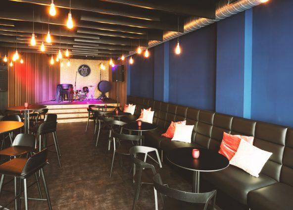 BOKA Architektur Ladenbau Gastronomie JAM Bar