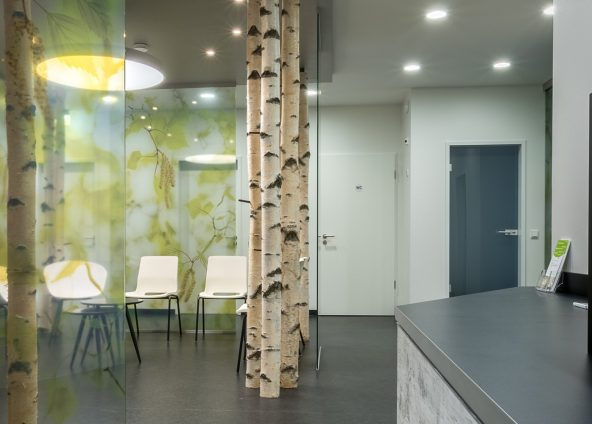 BOKA Architektur Zahnarztpraxis Dentalzentrum