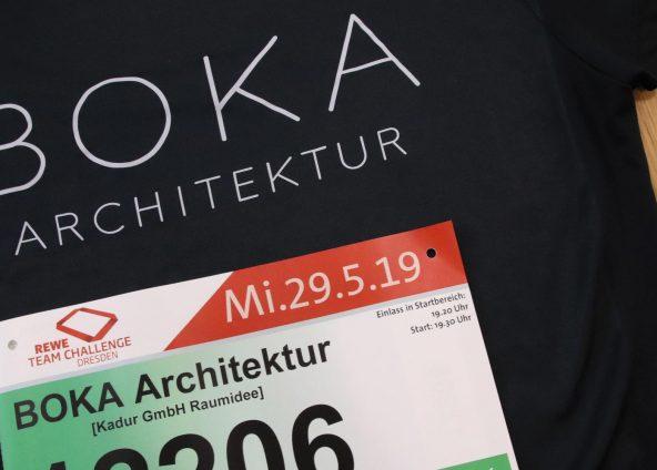 REWE Team Challenge, 2019, Team, BOKA GmbH