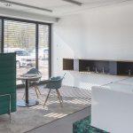 RINK, Neubau Firmengebäude, Dresden, Architektur, Innenausbau, Büro, Gewerbe